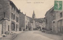 TREPT  LA GRANDE RUE - Autres Communes