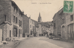 TREPT  LA GRANDE RUE - Francia