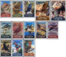 Ref. 214201 * NEW *  - GIBRALTAR . 2008. BIRDS OF GIBRALTAR. PAJAROS DE GIBRALTAR - Gibraltar
