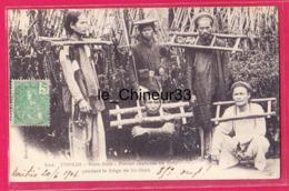 VIET-NAM---TONKIN----Ninh-Binh--Pirates Captures En 1887 Pendant Le Siege De Ba-Dinh---précurseur - Vietnam
