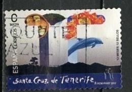 Espagne - Spain - Spanien 2017 Y&T N°4895 - Michel N°5290 (o) - C Santa Cruz De Tenerife - 1931-Today: 2nd Rep - ... Juan Carlos I