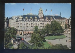 Oslo. *Grand Hotel* Nueva. - Noruega
