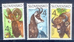 O78- SLOVAKIA SLOVENSKO 1996 ANIMALS OF THE WORLD MAMMALS. - Other