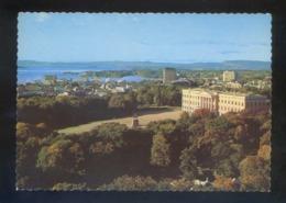 Oslo. *View From Hotel Scandinavia...* Circulada. - Noruega