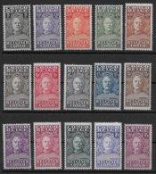 Congo - 1928 - COB 135/49** - Etat Impeccable - Neuf Sans Charnière - MNH - - Belgian Congo