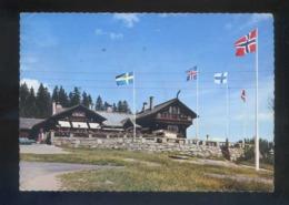 Oslo. *Frognerseteren Restaurant* Circulada Oslo 1971. - Noruega