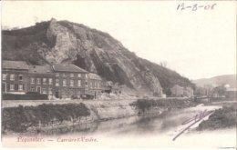Pepinster : Carrière & Vesdre  1906 - Pepinster
