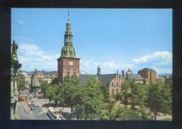 Oslo. *Var Frelsers Kirke* Nueva. - Noruega