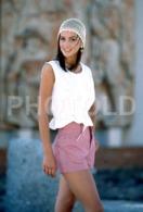 C 1990 SEXY FEMME GIRL MODEL FASHION MODELO MODA LISBOA PORTUGAL 35mm DIAPOSITIVE SLIDE NO PHOTO FOTO B4882 - Dias