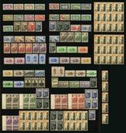 REUNION - LOT DE 149 TIMBRES NEUFS ** - Réunion (1852-1975)