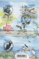 FRANCE 2012 BLOC OBLITERE LIGUE POUR LA PROTECTION DES OISEAUX  F4656  F 4656  - - Oblitérés