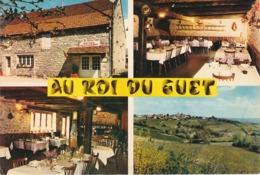 REILHAGUET Hotel Restaurant Du Roi Du Guet - Frankreich