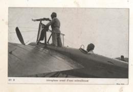 Aéroplane Armé D Une Mitrailleuse - ....-1914: Precursors