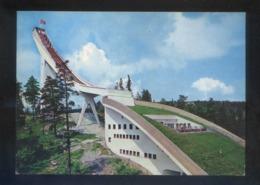 Oslo. *The Famous Holmenkollen Ski-jumping Hill* Nueva. - Noruega