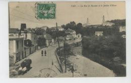 PAU - La Rue De Byzanos Et Le Jardin D'Hiver - Pau
