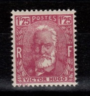 YV 293 N** Victor Hugo Cote 13 Euros - Ongebruikt