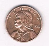 1 CENTESIMO 1935 (mintage 200000 Ex) PANAMA /8400/ - Panama