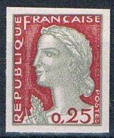 Marianne De Decaris N°1263 Non Dentelé** - Frankreich