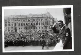 Photo Hoffmann, Nr. O 47, Olympia 1936 Berlin,  Kanzler Am Balkon Reichskanzlei - Germany