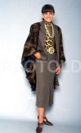 C 1990 SEXY FEMME GIRL MODEL FASHION MODELO MODA LISBOA PORTUGAL 35mm DIAPOSITIVE SLIDE NO PHOTO FOTO B4902 - Dias
