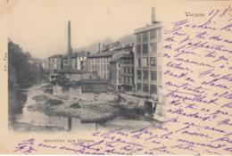 VIENNE  QUARTIER DES USINES - Vienne
