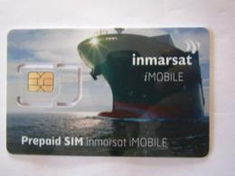 VERY RARE SIM GSM USA INMARSAT   TOP MINT - Vereinigte Staaten