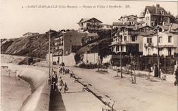 D64   SAINT JEAN DE LUZ    Groupe De Villas à  Sainte Barbe - Saint Jean De Luz