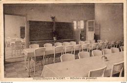 D79  NIORT  Hôpital Hospice  Réfectoire Du Personnel - Niort