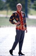 C 1990 SEXY FEMME GIRL MODEL FASHION MODELO MODA LISBOA PORTUGAL 35mm DIAPOSITIVE SLIDE NO PHOTO FOTO B4909 - Dias
