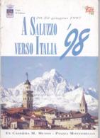 20-22 Giugno 1997 - A Saluzzo Verso Italia '98 - Riviste