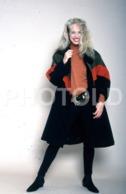C 1990 SEXY FEMME GIRL MODEL FASHION MODELO MODA LISBOA PORTUGAL 35mm DIAPOSITIVE SLIDE NO PHOTO FOTO B4912 - Dias