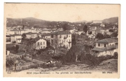 06 ALPES MARITIMES - NICE Vue Générale Sur Saint-Barthélemy - Nice