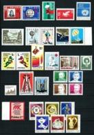 Polonia (55 Series Diferentes) Nuevo Cat.100€ - Colecciones
