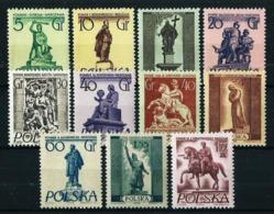 Polonia Nº 802/9A Nuevo - 1944-.... República
