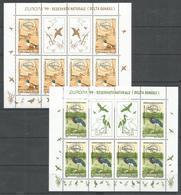 ROMANIA - MNH - Europa-CEPT - Birds - 1999 - Europa-CEPT
