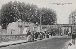 64)  BAYONNE  - Le Pont Mayou -  Le Réduit - Bayonne