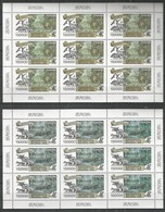 9x BELARUS - MNH - Europa-CEPT - Animals - 1999 - 1999