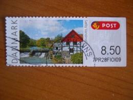 Danemark  N° Dist 41 Obl - Vignette Di Affrancatura (ATM/Frama)