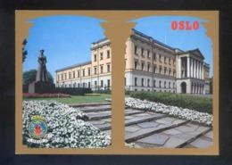 Oslo. *The Royal Palace...* Nueva. - Noruega