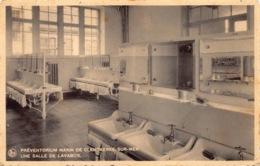 België West-Vlaanderen DE HAAN Institut Instituut   Marin Zeepreventorium  Klemskerke  Wasruimte Lavabos    M 492 - De Haan
