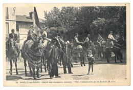 66 Amélie Les Bains, Lot De 4 Cartes (10083) - France