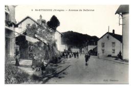 St Etienne Avenue De Bellevue - Saint Etienne De Remiremont