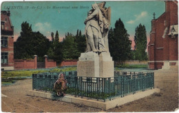 62 Laventie  Monument Aux Morts - Laventie