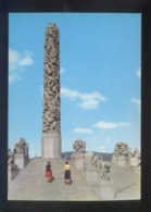 Oslo. *The Vigeland Sculpture Grounds...* Nueva. - Noruega