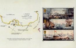 Great Britain - 2005 - 200th Anniversary Of Trafalgar Battle - Mint Souvenir Sheet No. 4 From Prestige Booklet - 1952-.... (Elizabeth II)