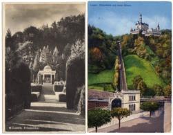 1920's LUCERNE LUZERN - 77 Cartes Avec Diverses Vues - LU Lucerne
