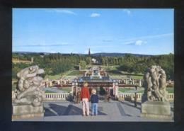 Oslo. *The Vigeland Sculptures...* Nueva. - Noruega