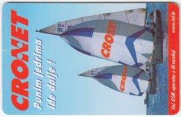 CROATIA B-945 Chip HPT - Sport, Yacht Regatta - Used - Croazia