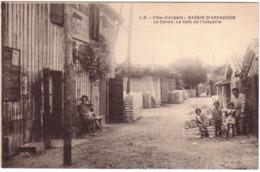 BASSIN D'ARCACHON - Le Canon - Le Café De L'Industrie - Arcachon