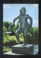 Oslo. *The Angry Boy In The Vigeland Sculpture Park* Nueva. - Noruega